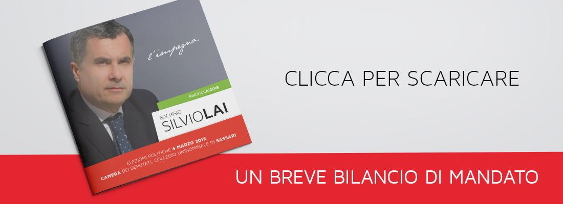 Silvio lai_bilancio di mandato_scarica